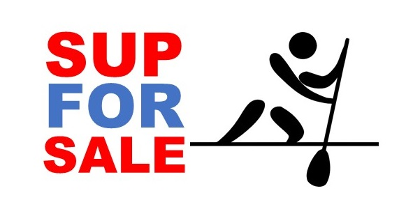 SUP for Sale Logo